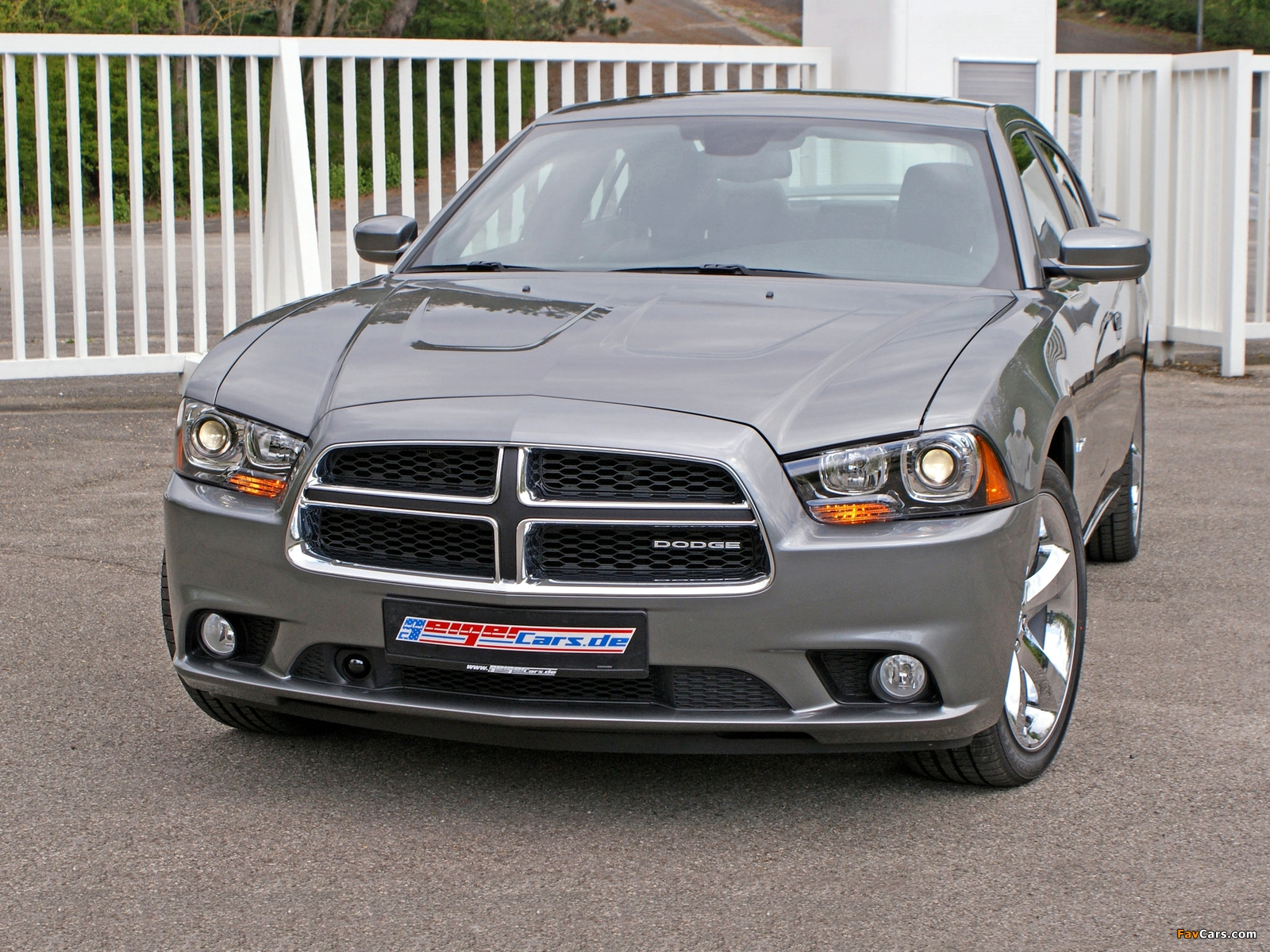 Images of Geiger Dodge Charger R/T 2011 (1600 x 1200)