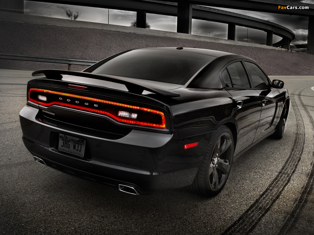 Images of Dodge Charger Blacktop 2012 (1024 x 768)