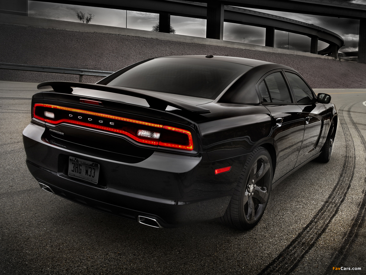 Images of Dodge Charger Blacktop 2012 (1280 x 960)