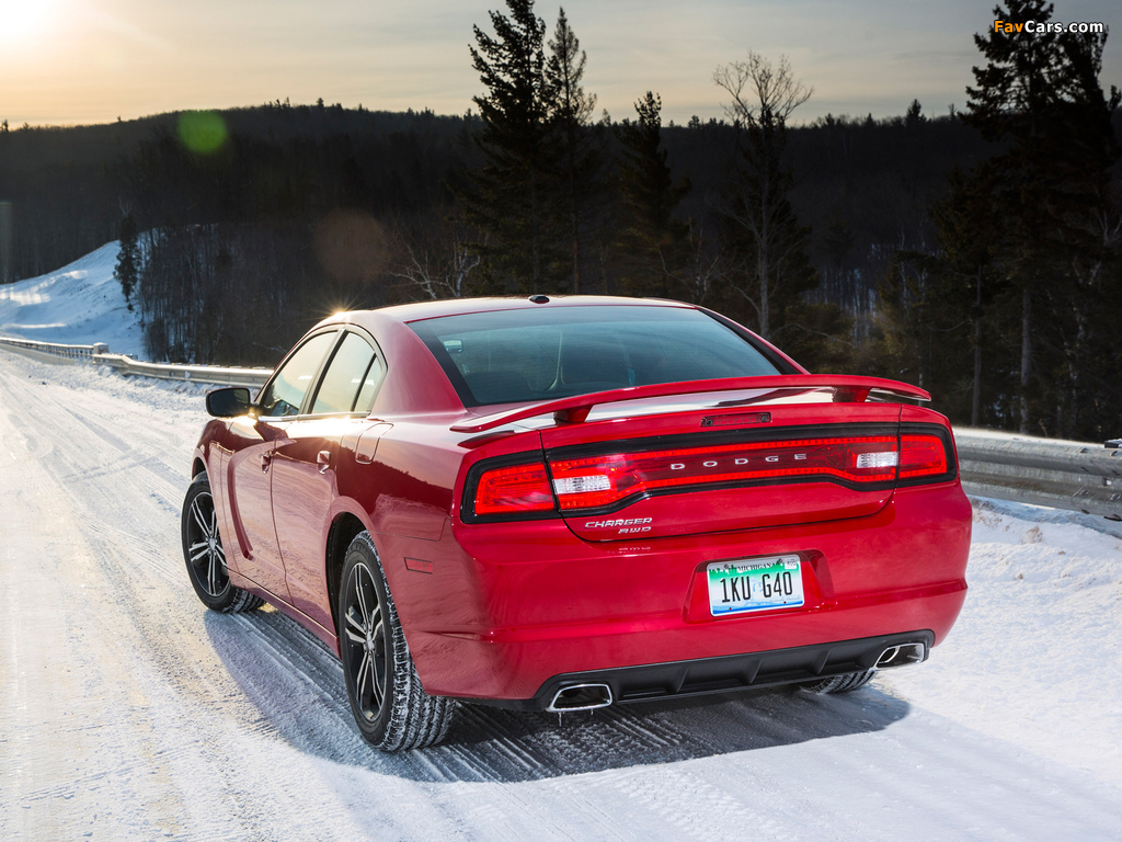 Images of Dodge Charger AWD Sport 2013 (1024 x 768)