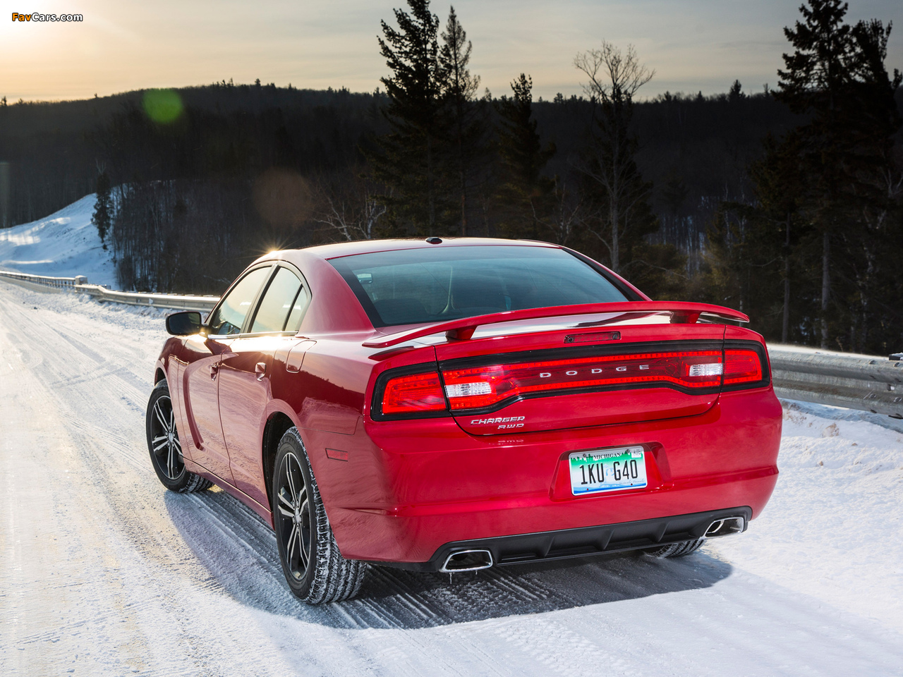 Images of Dodge Charger AWD Sport 2013 (1280 x 960)