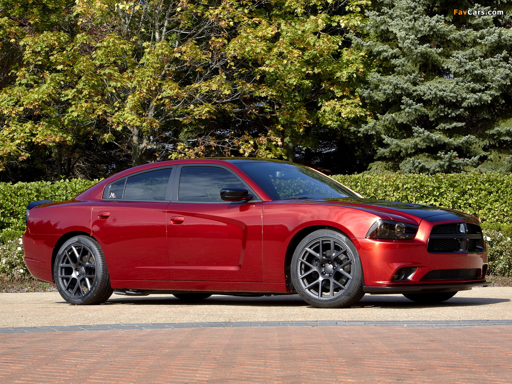 Images of Dodge Charger R/T Scat Package 3 2014 (1024 x 768)