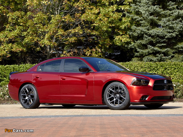 Images of Dodge Charger R/T Scat Package 3 2014 (640 x 480)