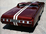 Photos of Dodge Charger Roadster Concept Car 1964