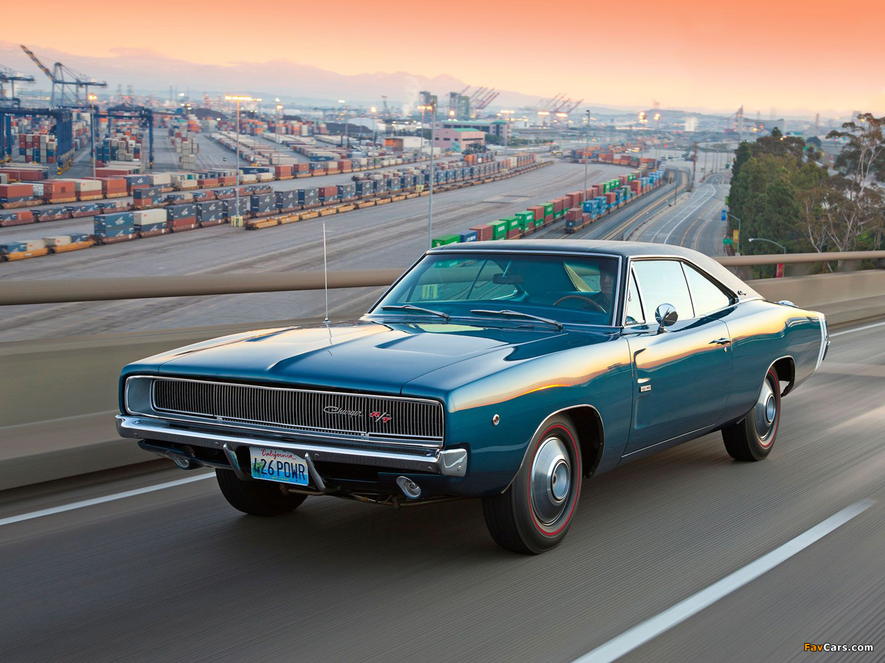 Photos of Dodge Charger R/T 426 Hemi 1968 (1280 x 960)