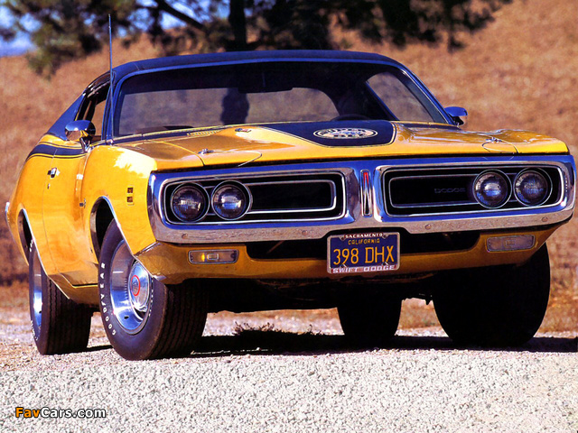 Photos of Dodge Charger Super Bee 1971 (640 x 480)