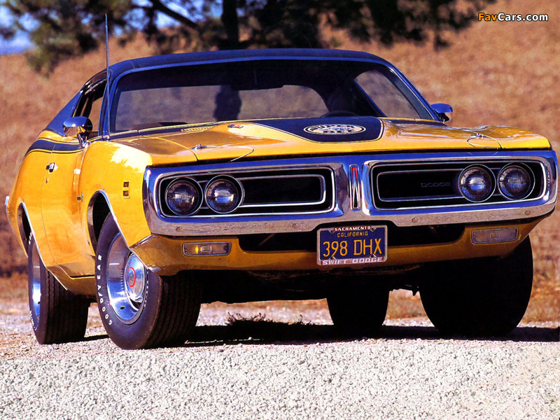 Photos of Dodge Charger Super Bee 1971 (800 x 600)