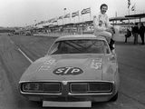 Photos of Dodge Charger NASCAR Race Car 1972–73