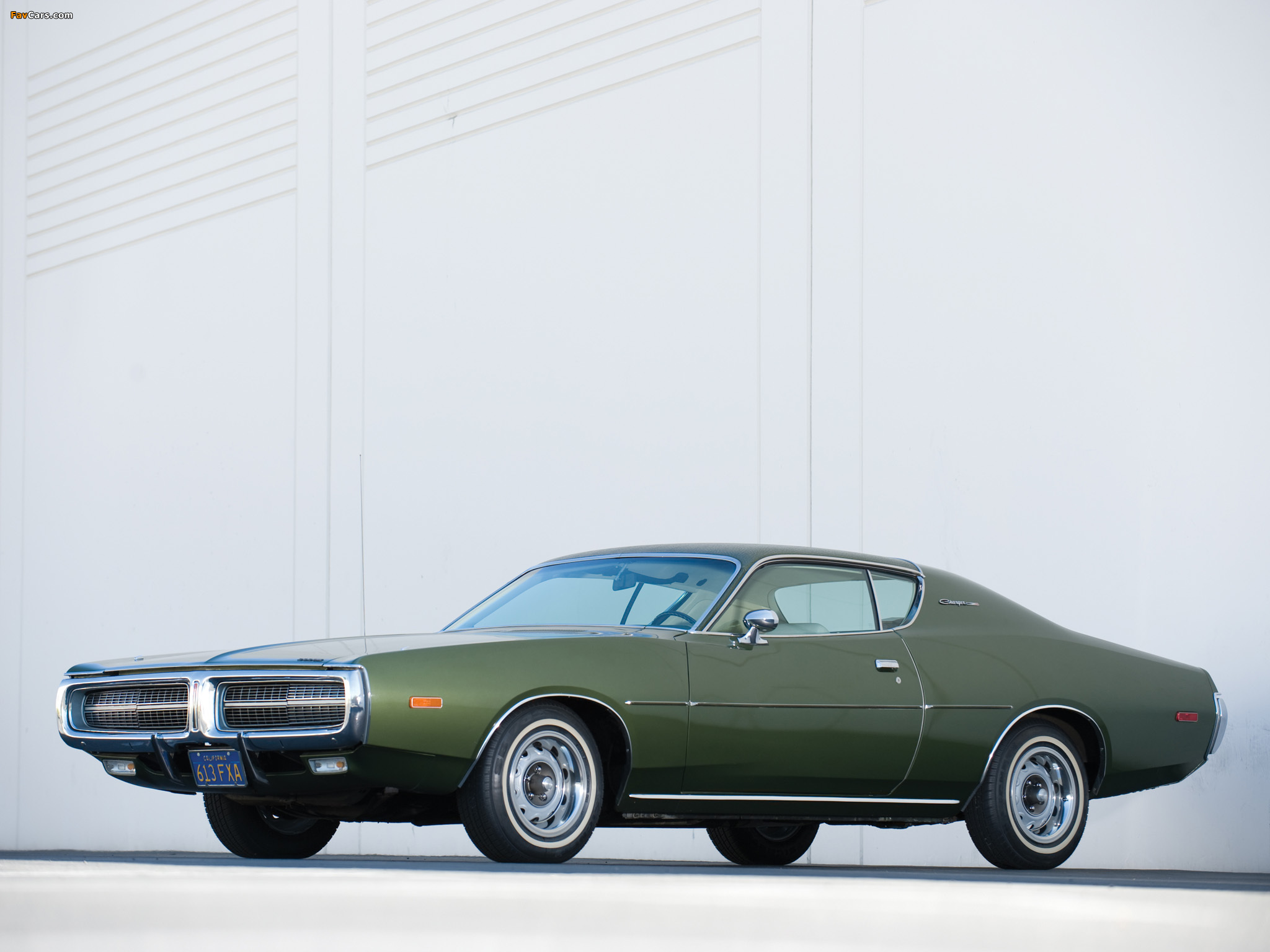 Photos of Dodge Charger 1972 (2048 x 1536)