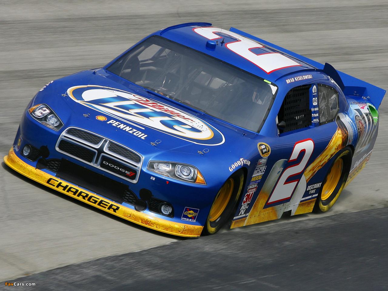 Photos of Dodge Charger NASCAR Sprint Cup Series Race Car 2011–12 (1280 x 960)