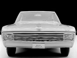 Pictures of Dodge Charger II Concept Car 1965