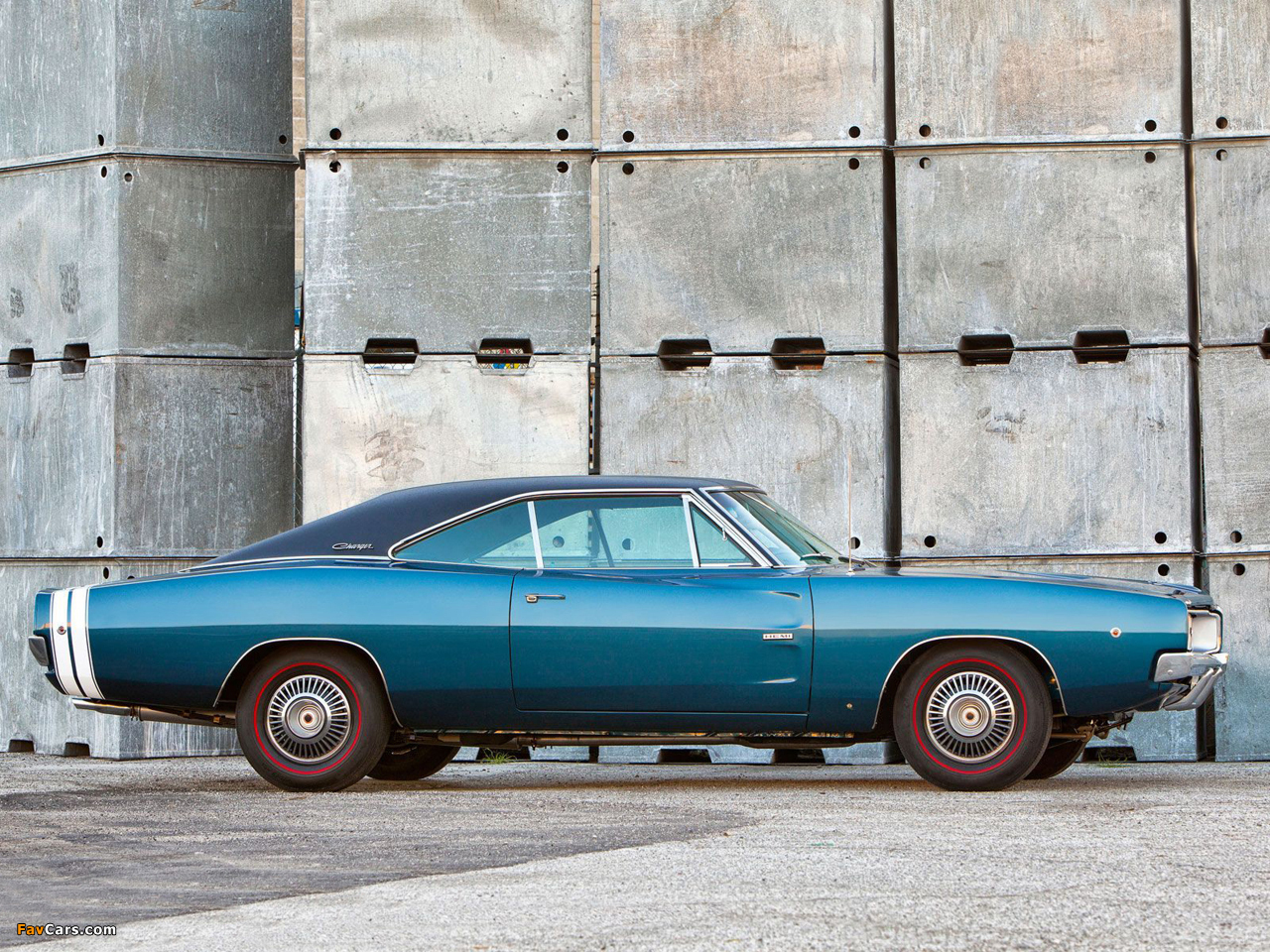 Pictures of Dodge Charger R/T 426 Hemi 1968 (1280 x 960)