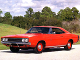 Pictures of Dodge Charger 500 Hemi (XX29) 1969