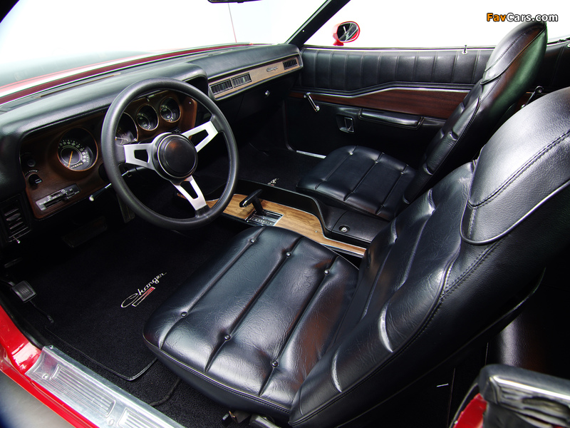 Pictures of Dodge Charger Rallye 340 Magnum 1972 (800 x 600)