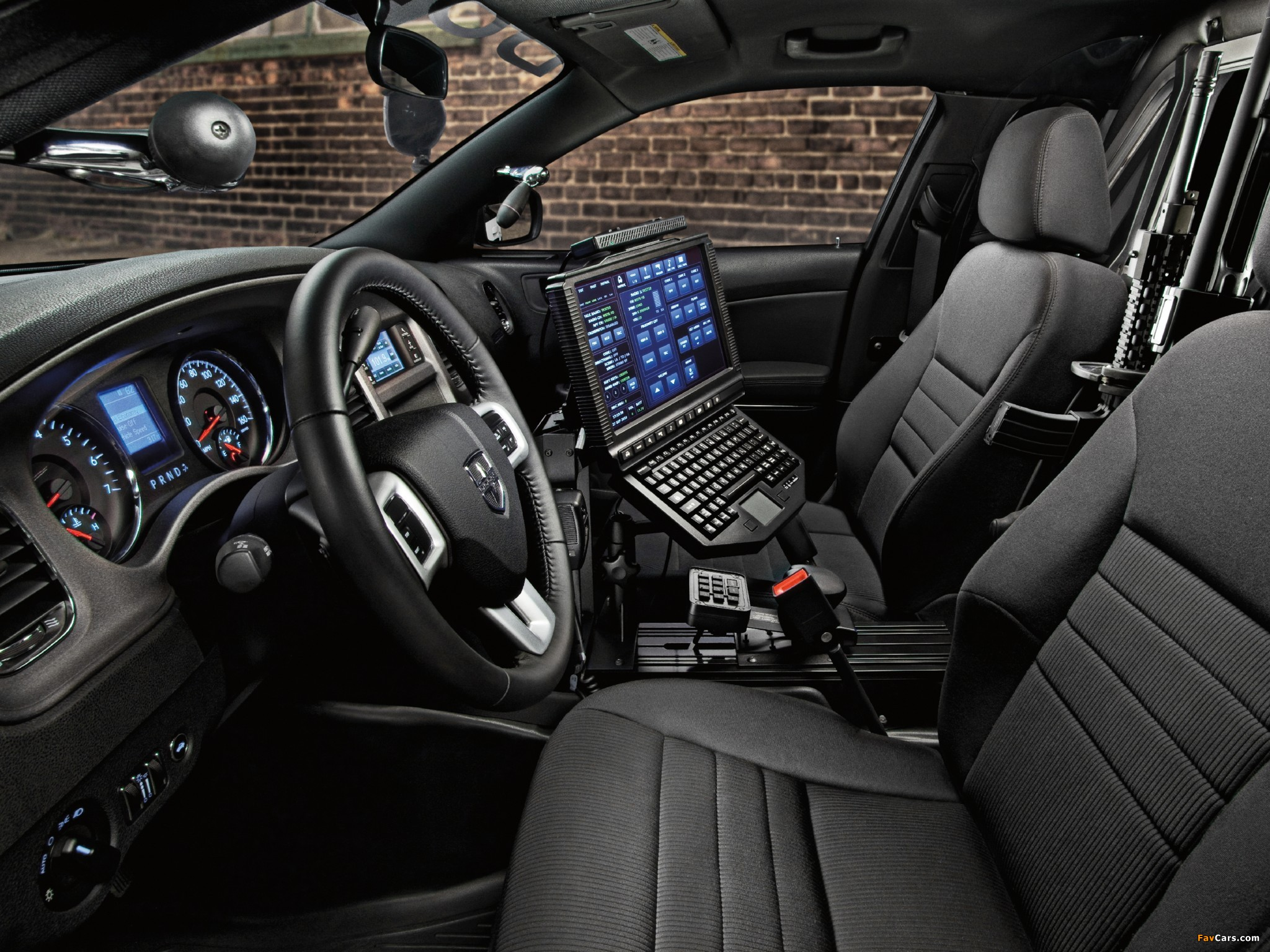 Pictures of Dodge Charger Pursuit 2010 (2048 x 1536)
