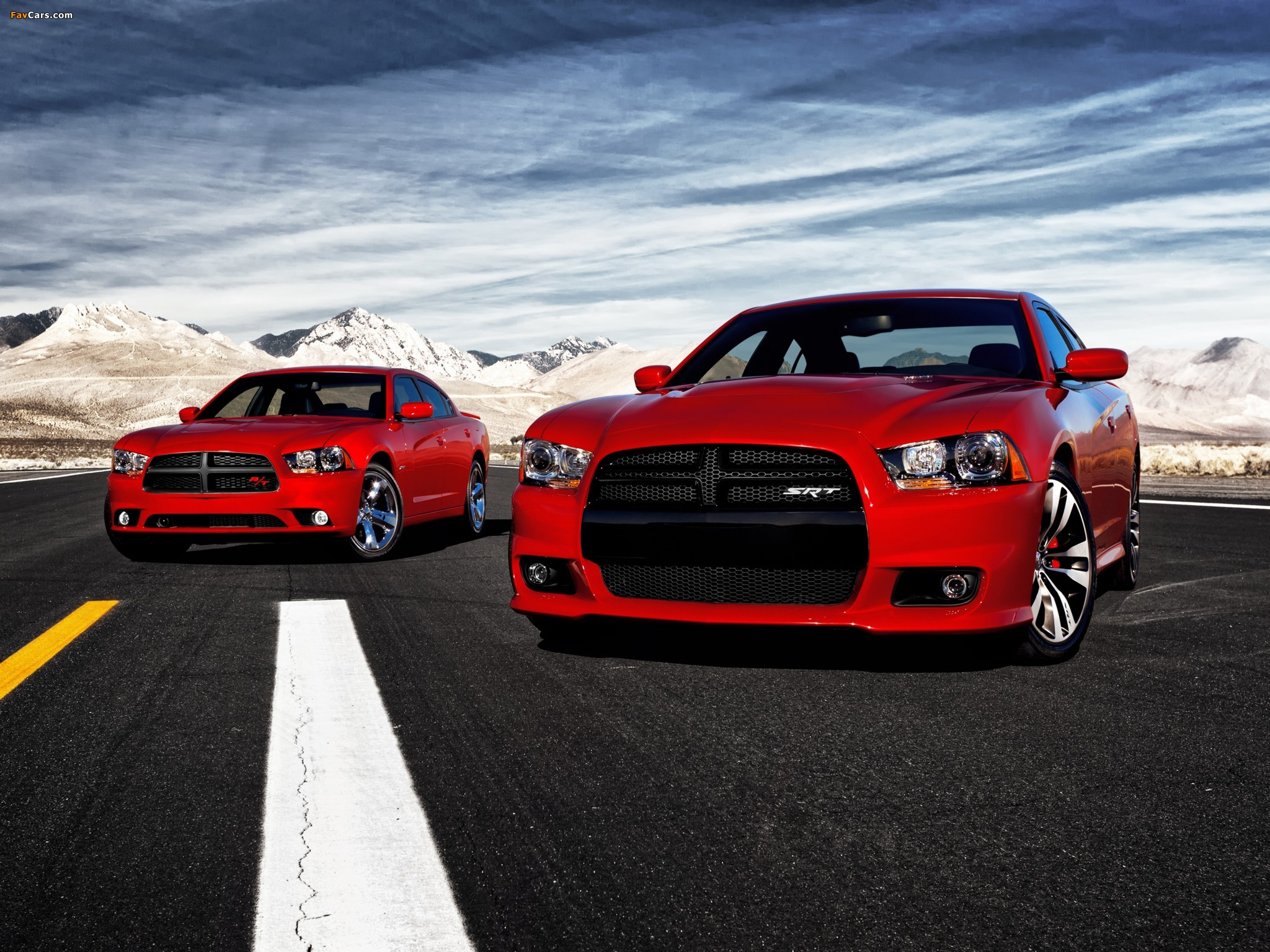 Pictures of Dodge Charger R/T & Charger SRT8 2011 (2048 x 1536)