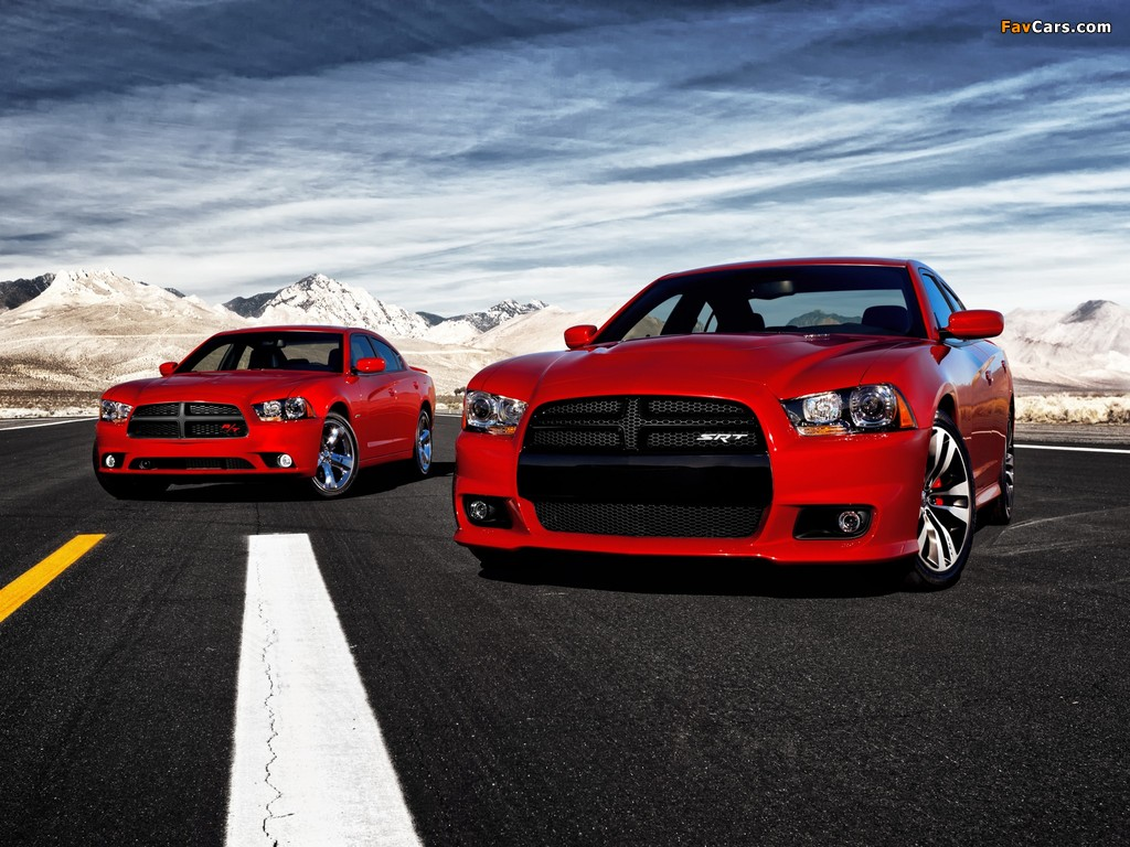Pictures of Dodge Charger R/T & Charger SRT8 2011 (1024 x 768)