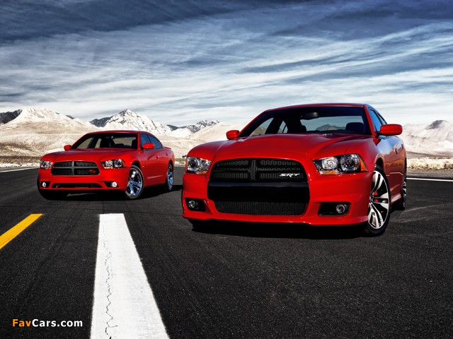Pictures of Dodge Charger R/T & Charger SRT8 2011 (640 x 480)