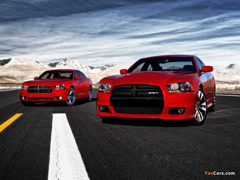 Pictures of Dodge Charger R/T & Charger SRT8 2011 (800 x 600)