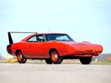 Dodge Charger Daytona 1969 wallpapers