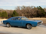 Dodge Charger R/T 440 Six Pack (XS29) 1970 wallpapers