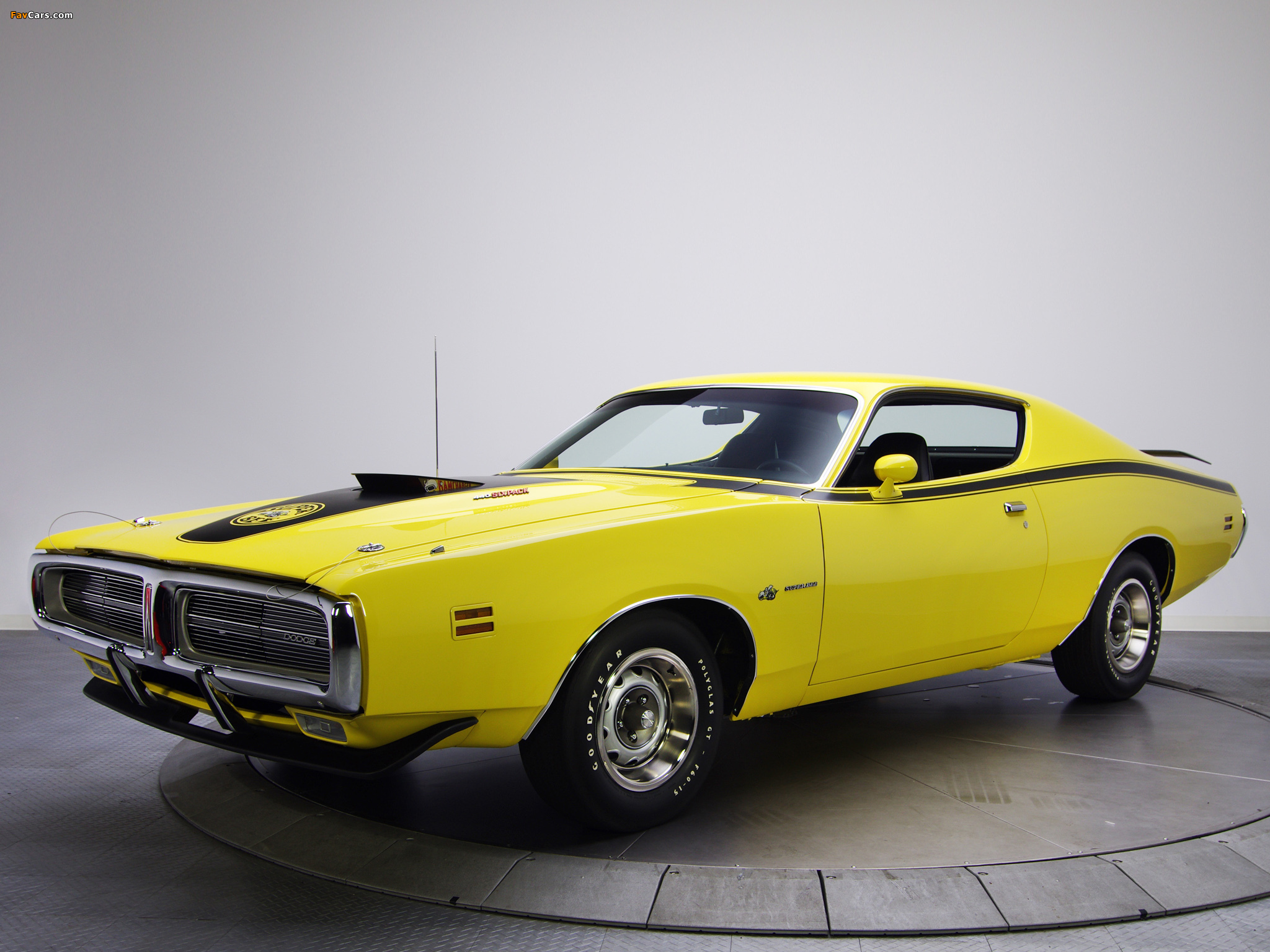 Dodge Charger Super Bee 1971 wallpapers (2048 x 1536)