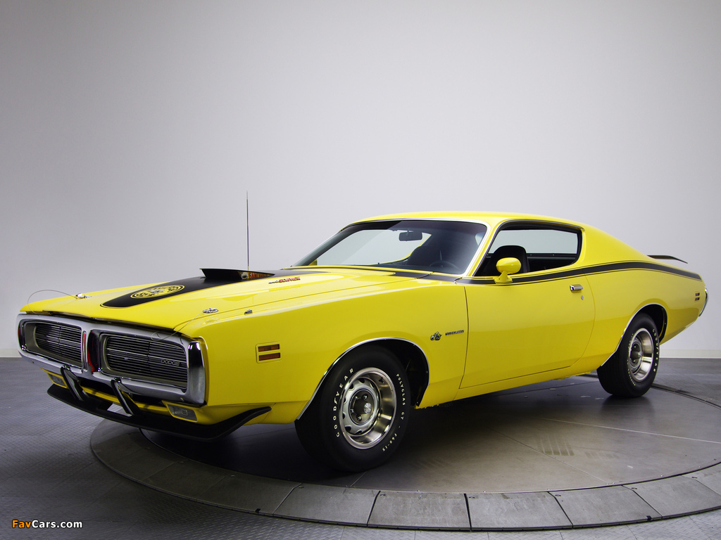 Dodge Charger Super Bee 1971 wallpapers (1024 x 768)