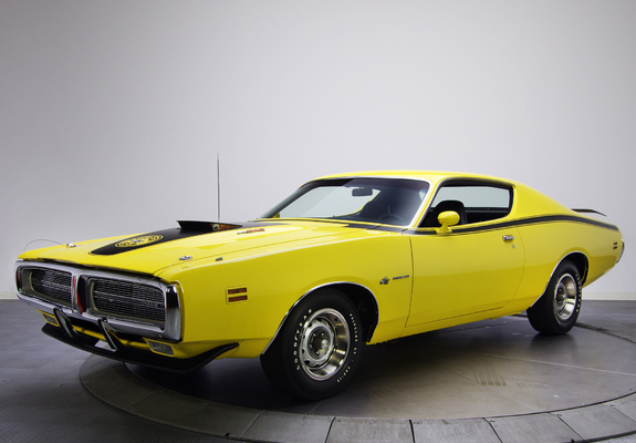 Dodge Charger Super Bee 1971 Wallpapers