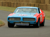 Dodge Charger NASCAR Race Car 1972–73 wallpapers
