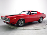 Dodge Charger Rallye 340 Magnum 1972 wallpapers