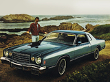 Dodge Charger SE (XS22) 1976–77 wallpapers