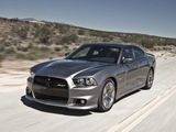 Wallpapers of Dodge Charger SRT8 2011