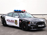Geiger Dodge Charger SRT8 Police Edition 2012 wallpapers