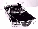 Dodge Flite Wing Concept 1961 wallpapers