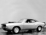 Dodge Challenger T/A Prototype 1970 images