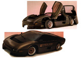 Dodge M4S Turbo Interceptor Pace Car Concept 1981–84 wallpapers