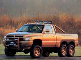 Dodge T-Rex Concept Truck 1998 images