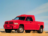 Dodge Big Red Truck Concept 1998 images