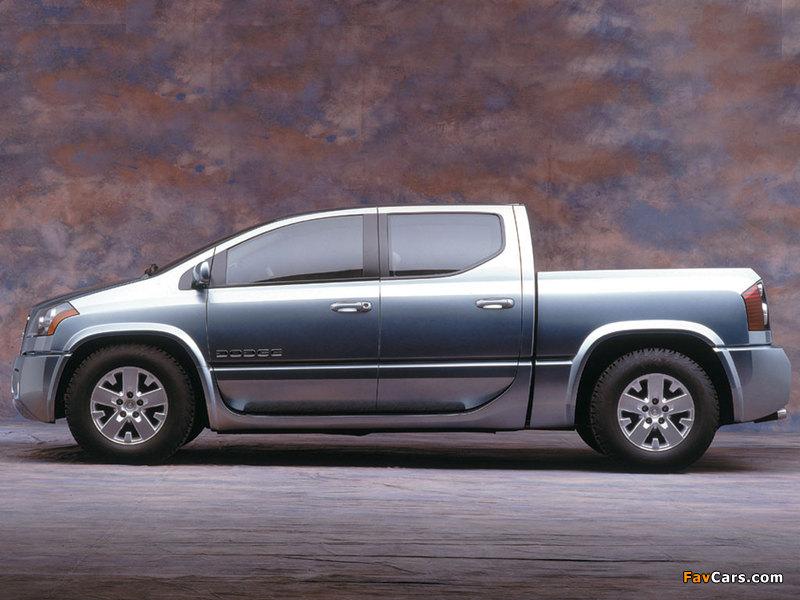 Dodge MaxxCab Concept 2000 images (800 x 600)