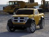 Dodge M80n Concept 2002 pictures