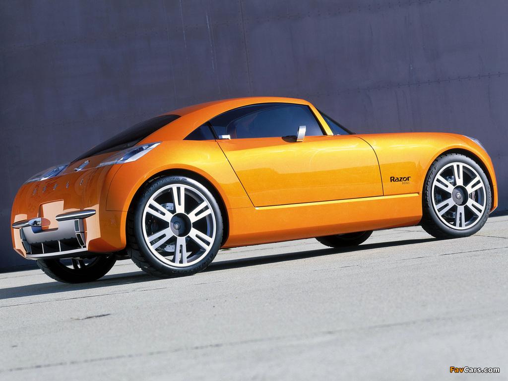 Dodge Razor Concept 2002 pictures (1024 x 768)