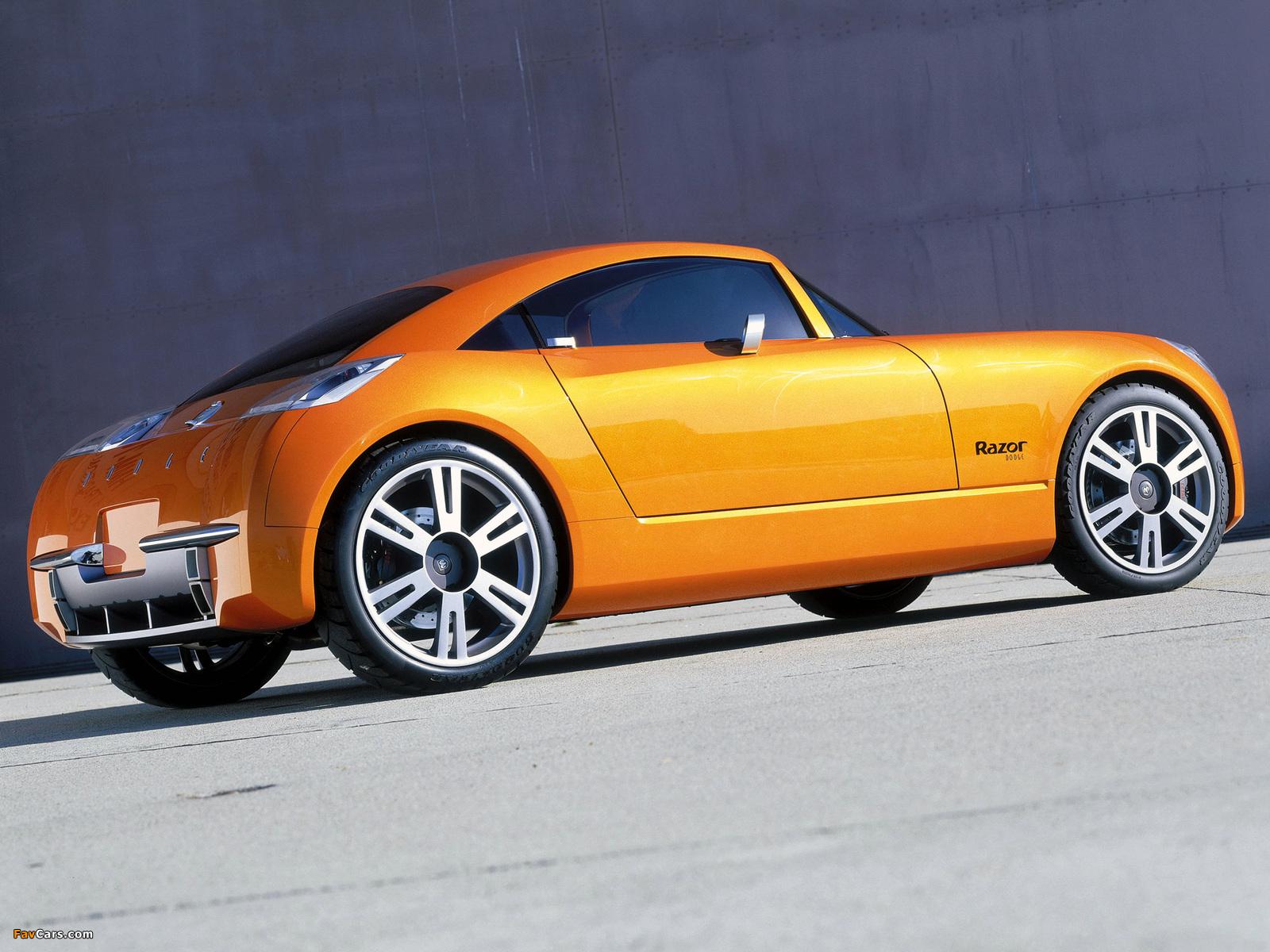 Dodge Razor Concept 2002 pictures (1600 x 1200)
