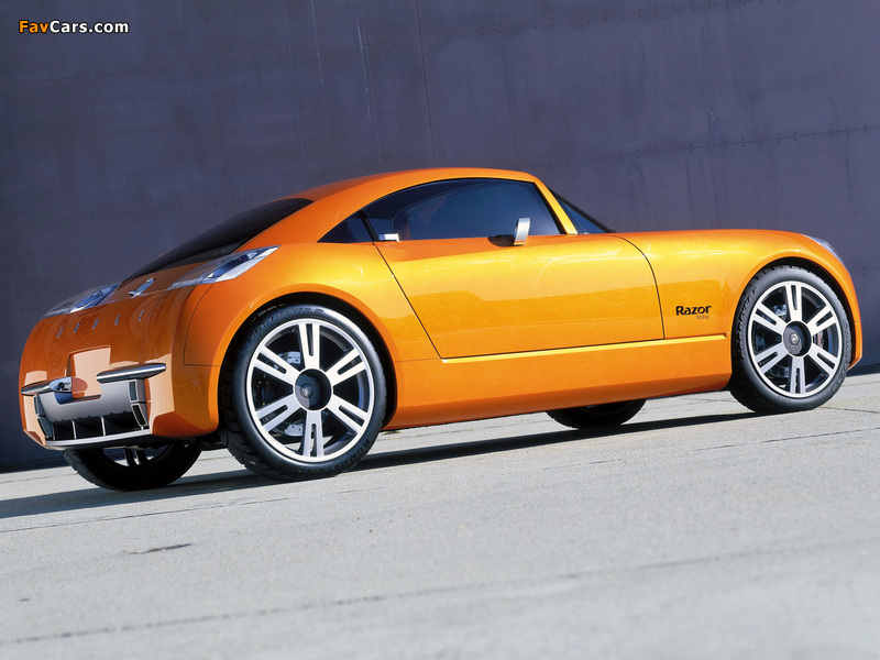Dodge Razor Concept 2002 pictures (800 x 600)