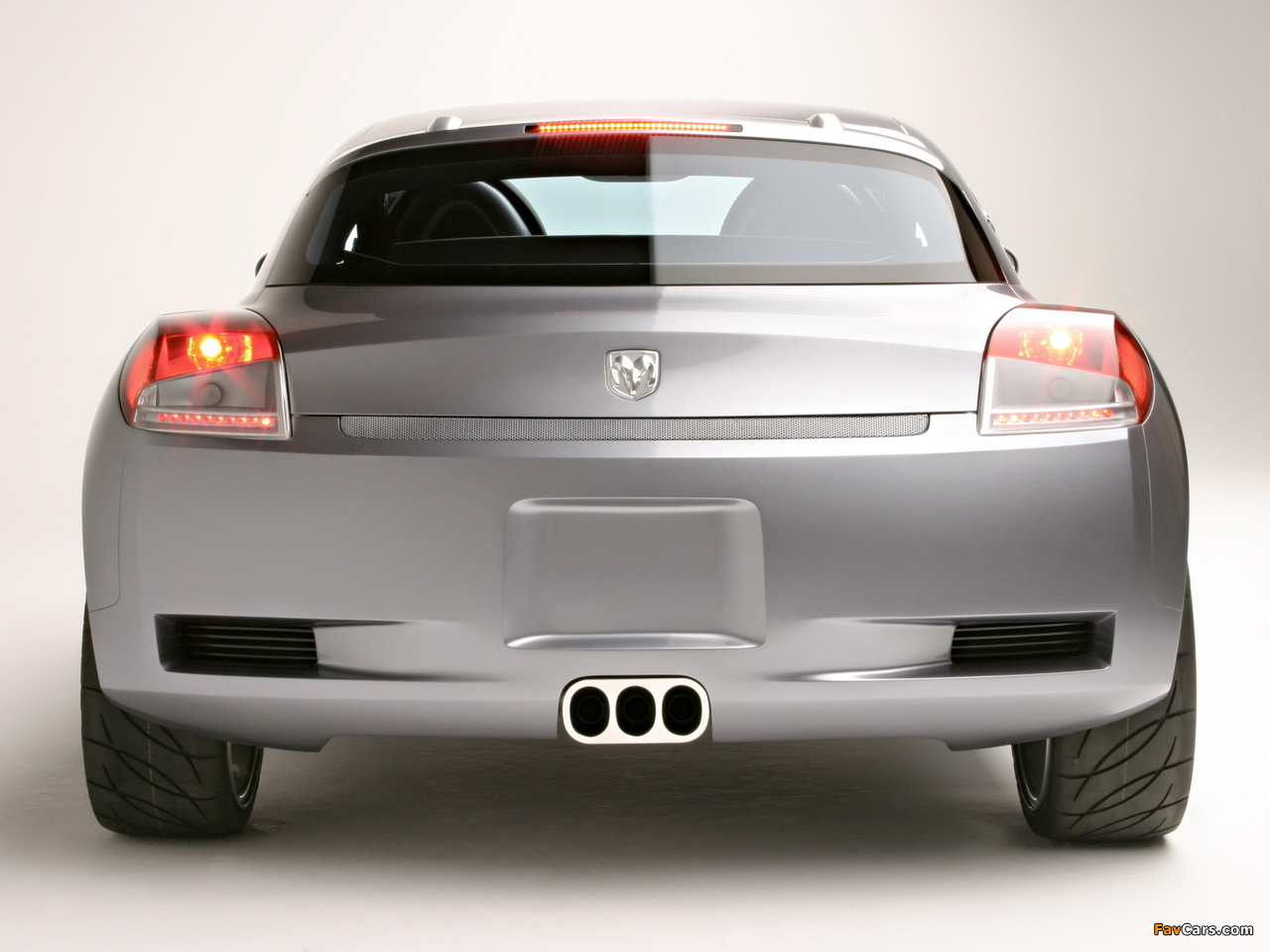 Dodge Sling Shot Concept 2004 pictures (1280 x 960)