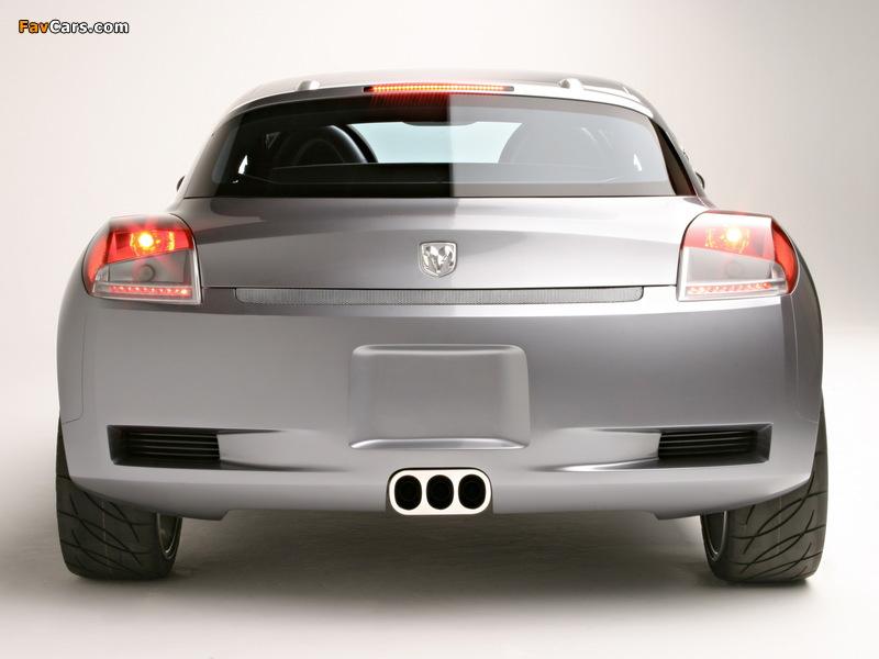 Dodge Sling Shot Concept 2004 pictures (800 x 600)