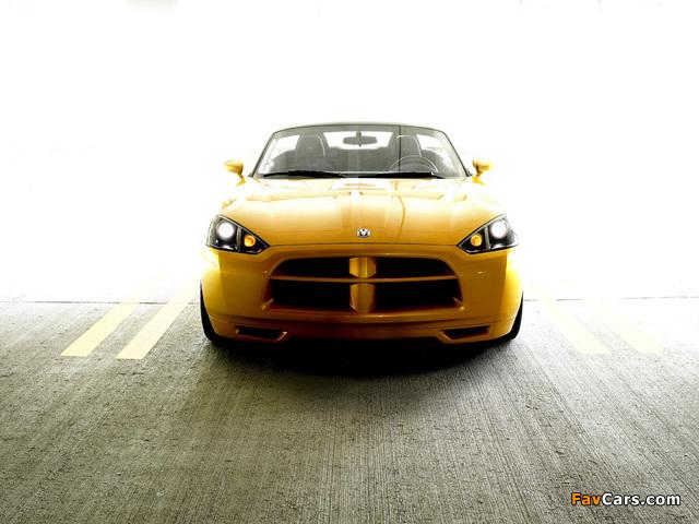 Dodge Demon Roadster Concept 2007 images (640 x 480)