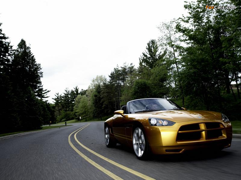 Dodge Demon Roadster Concept 2007 pictures (800 x 600)