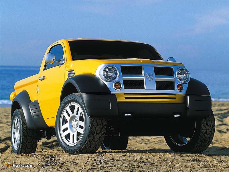 Images of Dodge M80n Concept 2002 (800 x 600)