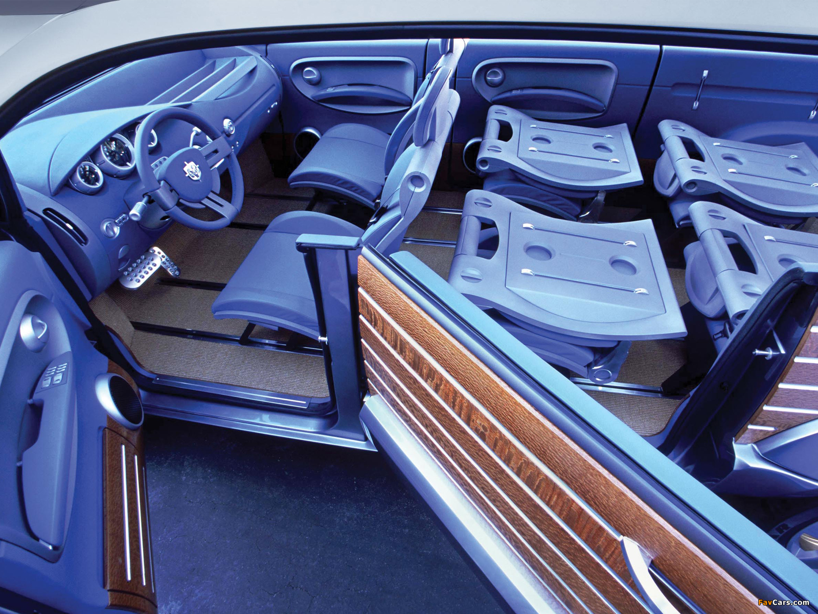 Images of Dodge Kahuna Concept 2003 (1600 x 1200)