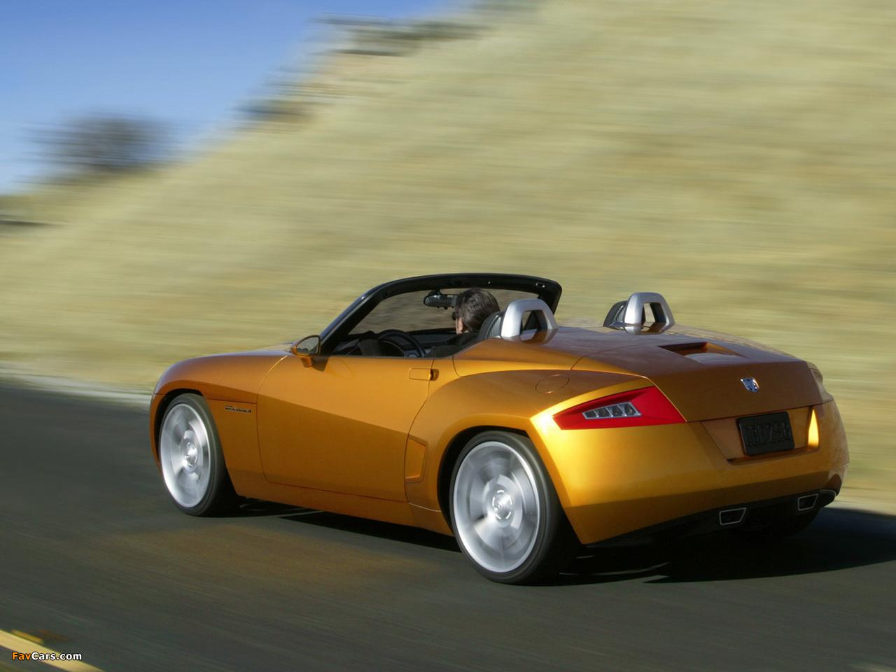 Photos of Dodge Demon Roadster Concept 2007 (1280 x 960)